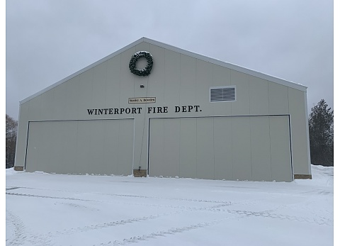 Winterport, Maine Fire Department